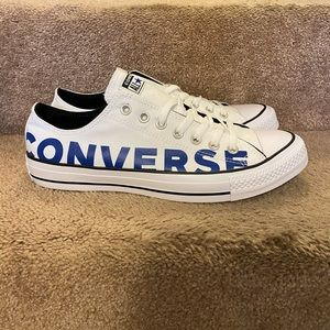 NEW Unisex Converse Chuck Taylor Low WordMark 2.0